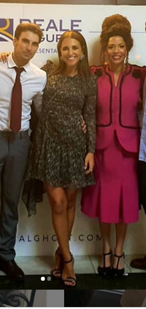 Paula echevarría vestido agra fetiche suances