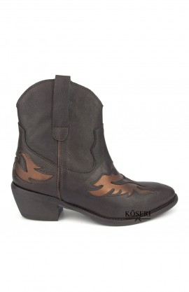 BOTIN DALLAS MARRON