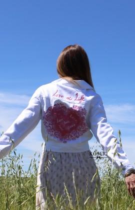 CAZADORA LOVE