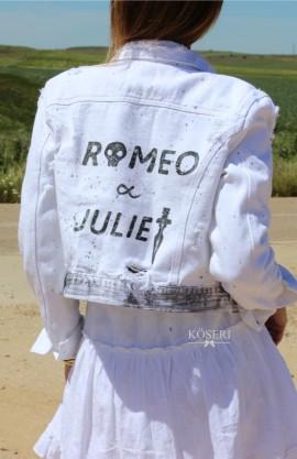 CAZADORA ROMEO & JULIET